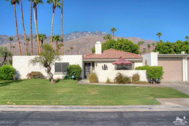 531 W N Sunshine Circle, Palm Springs, CA 92264 (MLS #219023335) :: The John Jay Group - Bennion Deville Homes