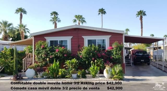 80000 W Avenue 48 #60, Indio, CA 92201 (MLS #219023449) :: The Sandi Phillips Team
