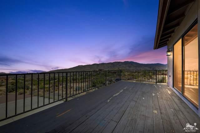 59905 Avenida La Cumbre, Mountain Center, CA 92561 (MLS #219023543) :: Mark Wise | Bennion Deville Homes