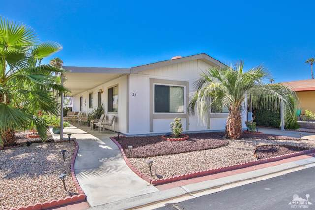 73450 Country Club Drive #23, Palm Desert, CA 92260 (MLS #219023707) :: The Sandi Phillips Team