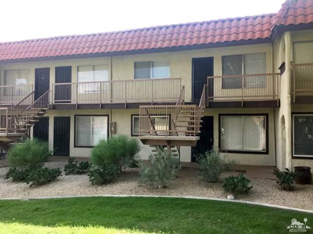 9653 Spyglass Avenue #104, Desert Hot Springs, CA 92240 (MLS #219023979) :: The John Jay Group - Bennion Deville Homes