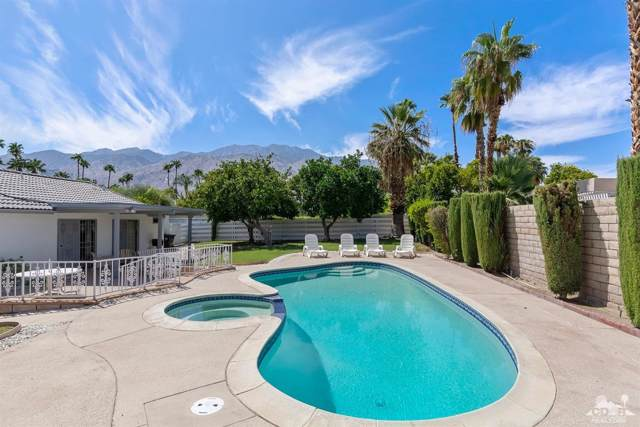 2210 E Calle Papagayo, Palm Springs, CA 92262 (MLS #219024517) :: The Sandi Phillips Team