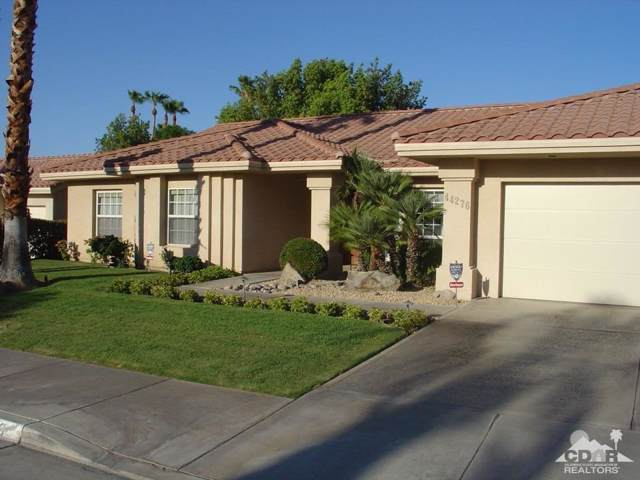 44276 Indian Canyon Lane, Palm Desert, CA 92260 (MLS #219024545) :: The Jelmberg Team