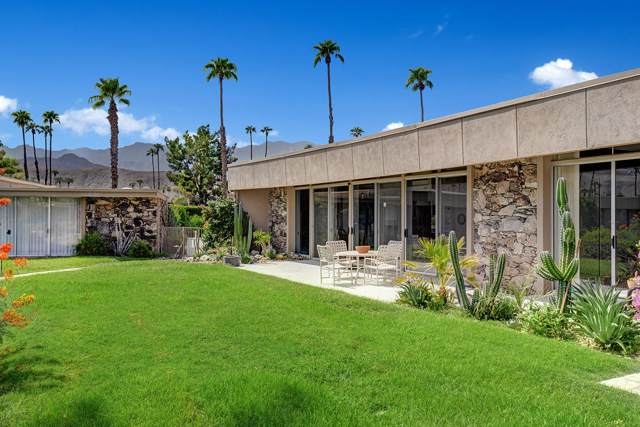 1003 Tamarisk W Street, Rancho Mirage, CA 92270 (MLS #219030556) :: The John Jay Group - Bennion Deville Homes