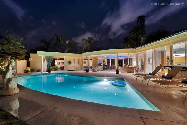 1075 S Manzanita Avenue, Palm Springs, CA 92264 (MLS #219030944) :: The Sandi Phillips Team
