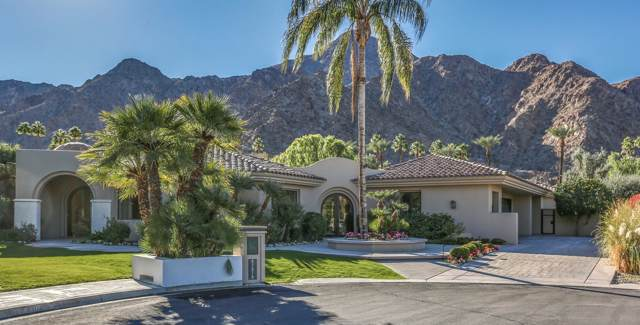 47375 Agate Court, Indian Wells, CA 92210 (MLS #219031129) :: The Jelmberg Team