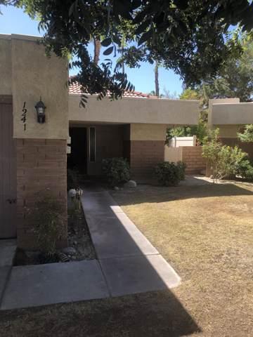 1241 Sunflower Circle, Palm Springs, CA 92262 (MLS #219031190) :: The Sandi Phillips Team