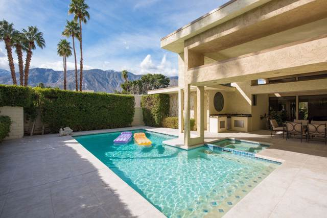1578 E Murray Canyon Drive, Palm Springs, CA 92264 (MLS #219031469) :: Brad Schmett Real Estate Group
