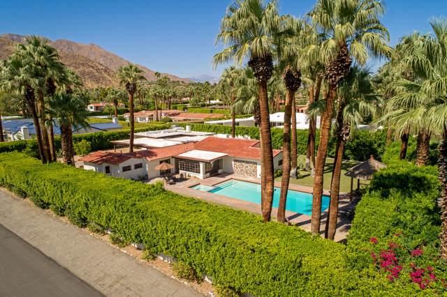 350 Camino Sur, Palm Springs, CA 92262 (MLS #219031600) :: The Sandi Phillips Team