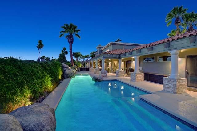 300 E Bogert Trail, Palm Springs, CA 92264 (MLS #219031649) :: The John Jay Group - Bennion Deville Homes
