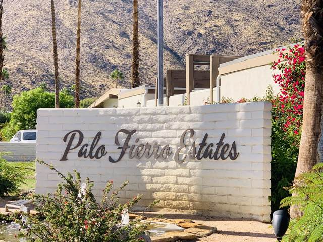 2078 S Lagarto Way, Palm Springs, CA 92264 (MLS #219031808) :: The Sandi Phillips Team