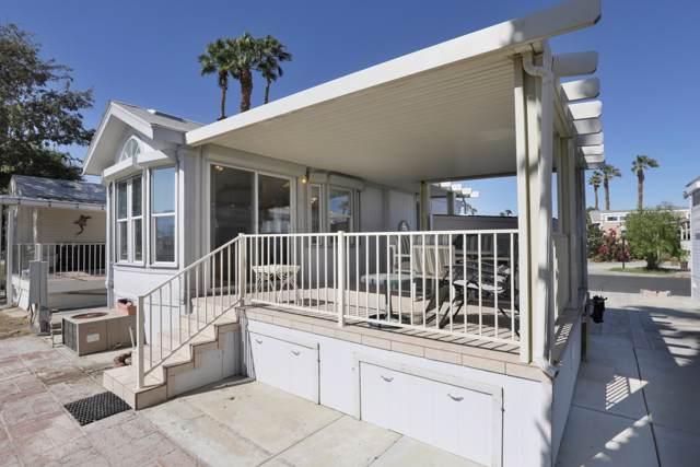 84250 Indio Springs Drive #123, Indio, CA 92203 (MLS #219031996) :: Brad Schmett Real Estate Group