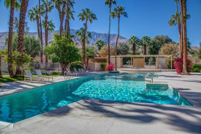 360 Cabrillo Road, Palm Springs, CA 92262 (MLS #219032480) :: The John Jay Group - Bennion Deville Homes