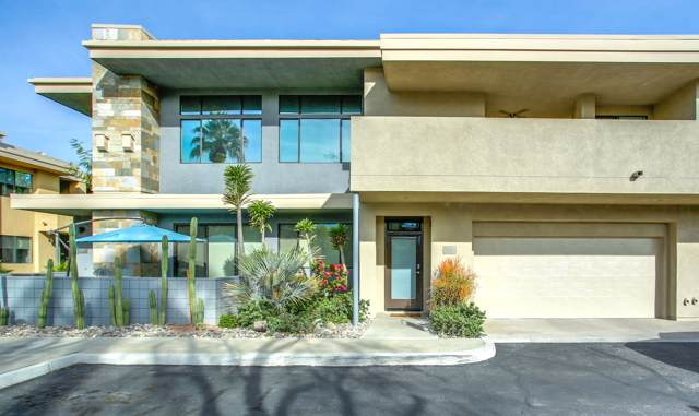 900 E Palm Canyon Drive, Palm Springs, CA 92264 (MLS #219032659) :: The John Jay Group - Bennion Deville Homes