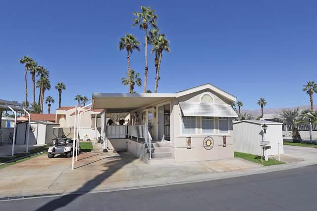 84136 Avenue 44 #87 #87, Indio, CA 92203 (MLS #219032675) :: Brad Schmett Real Estate Group