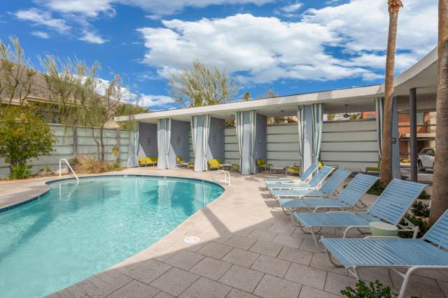 1020 E Palm Canyon Drive, Palm Springs, CA 92264 (MLS #219032824) :: The John Jay Group - Bennion Deville Homes