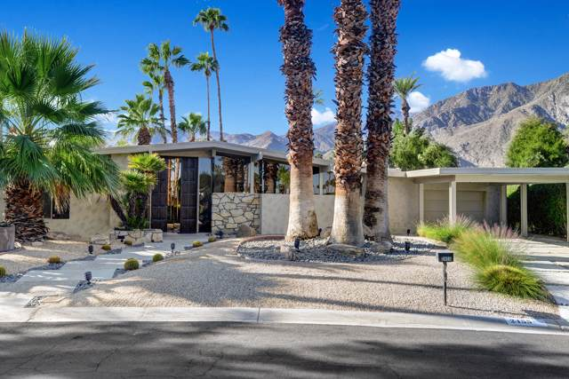 2455 S Via Lazo, Palm Springs, CA 92264 (MLS #219032846) :: The Sandi Phillips Team