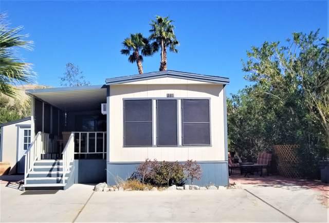 74711 Dillon Rd #1030, Desert Hot Springs, CA 92241 (MLS #219032875) :: Mark Wise | Bennion Deville Homes