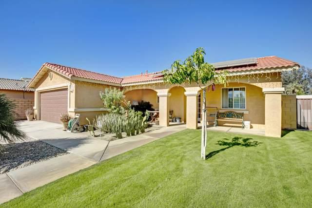 84510 Pedro Drive, Coachella, CA 92236 (MLS #219033093) :: The Jelmberg Team