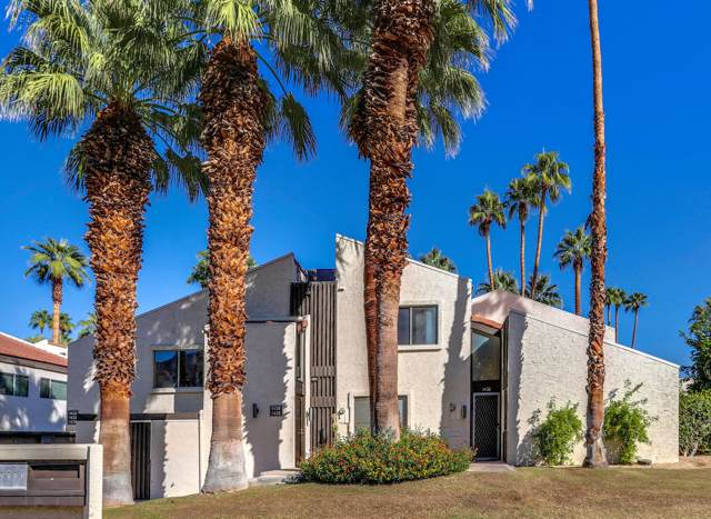 1438 S Camino Real, Palm Springs, CA 92264 (MLS #219033130) :: The John Jay Group - Bennion Deville Homes