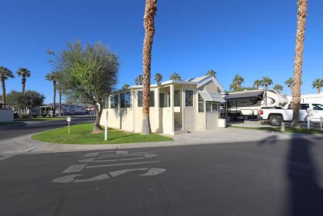 84136 Avenue 44 # 561 #561, Indio, CA 92203 (MLS #219033143) :: The Sandi Phillips Team