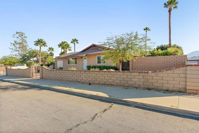 1125 E Racquet Club Road, Palm Springs, CA 92262 (MLS #219033504) :: The John Jay Group - Bennion Deville Homes
