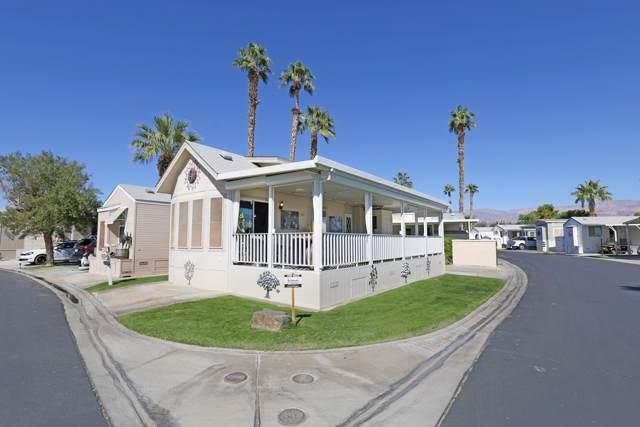 84136 Avenue 44 # 167 #167, Indio, CA 92203 (MLS #219033732) :: Brad Schmett Real Estate Group