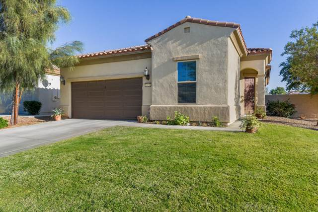 39194 Calle Chopos, Indio, CA 92203 (MLS #219033741) :: The Jelmberg Team