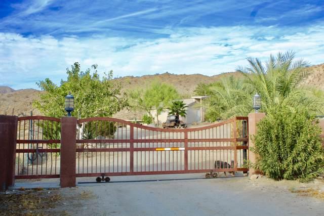 16430 Bennett Road, Desert Hot Springs, CA 92241 (MLS #219033926) :: Mark Wise | Bennion Deville Homes