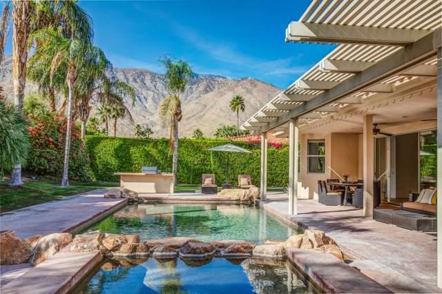 955 Bogert Trail, Palm Springs, CA 92264 (MLS #219034113) :: The John Jay Group - Bennion Deville Homes