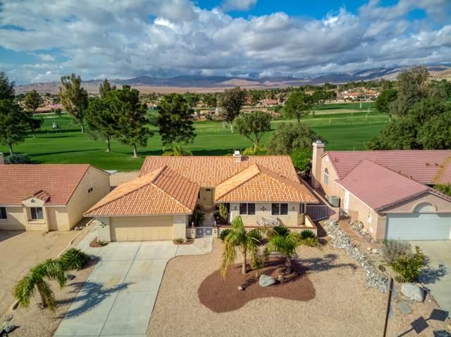 9133 Oakmount Boulevard, Desert Hot Springs, CA 92240 (MLS #219034149) :: Deirdre Coit and Associates