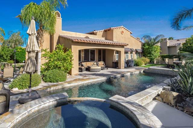 81707 Rancho Santana Drive, La Quinta, CA 92253 (MLS #219034243) :: The Sandi Phillips Team