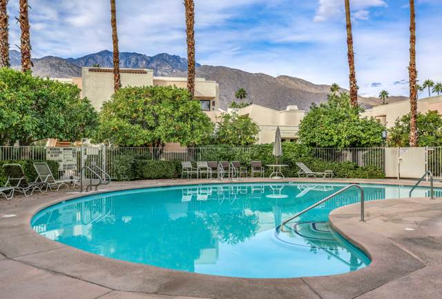 2020 Normandy Court, Palm Springs, CA 92264 (MLS #219034711) :: The John Jay Group - Bennion Deville Homes