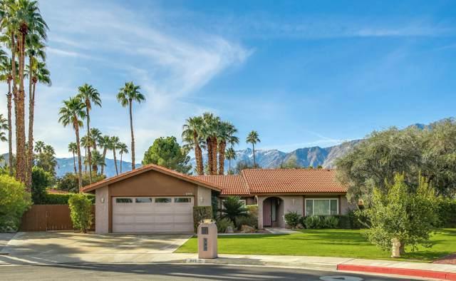 3115 E Cajon Circle, Palm Springs, CA 92264 (MLS #219034992) :: The Sandi Phillips Team