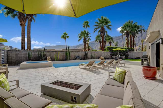 1047 Hunter Drive, Palm Springs, CA 92262 (MLS #219035142) :: Brad Schmett Real Estate Group
