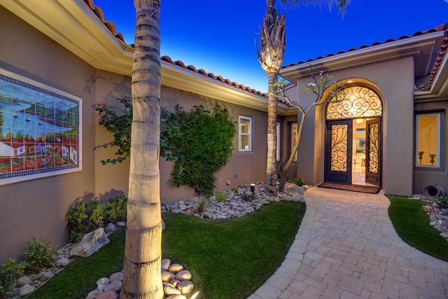 876 Mesa Grande Drive, Palm Desert, CA 92211 (MLS #219035243) :: The Sandi Phillips Team