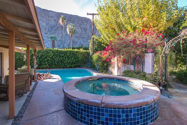 46910 Highland Palms Drive, La Quinta, CA 92253 (MLS #219035738) :: The Sandi Phillips Team