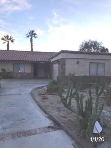 64853 Oakmount Boulevard, Desert Hot Springs, CA 92240 (MLS #219035927) :: The Sandi Phillips Team