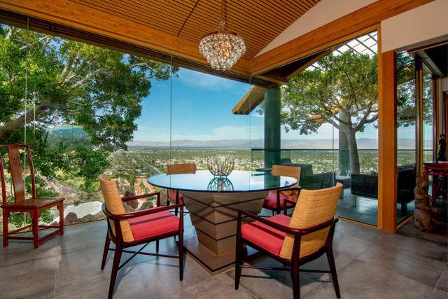2401 Cahuilla Hills Drive, Palm Springs, CA 92264 (MLS #219036039) :: The Sandi Phillips Team