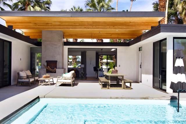 477 E Avenida Palmera, Palm Springs, CA 92264 (MLS #219036601) :: Brad Schmett Real Estate Group