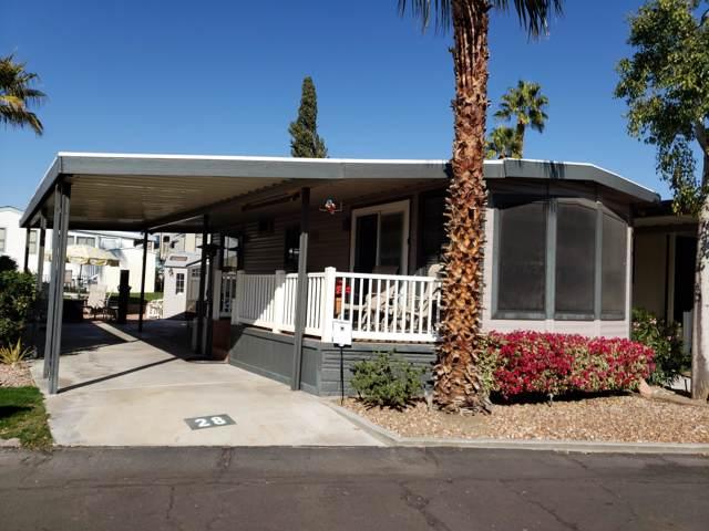 69801 Ramon Road, Cathedral City, CA 92234 (MLS #219036876) :: Brad Schmett Real Estate Group