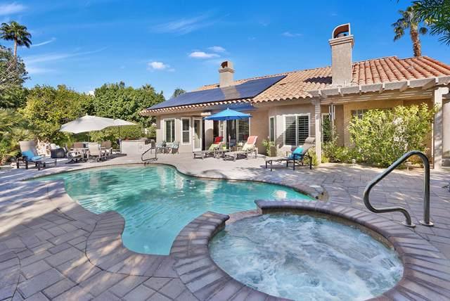 369 Links Drive, Palm Desert, CA 92211 (MLS #219036897) :: Deirdre Coit and Associates