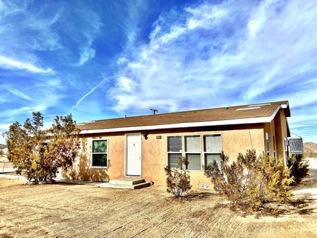 63448 Walpi Drive, Joshua Tree, CA 92252 (MLS #219037127) :: Brad Schmett Real Estate Group