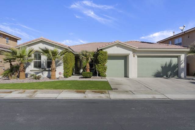 81800 Villa Reale Drive, Indio, CA 92203 (MLS #219037682) :: The Sandi Phillips Team