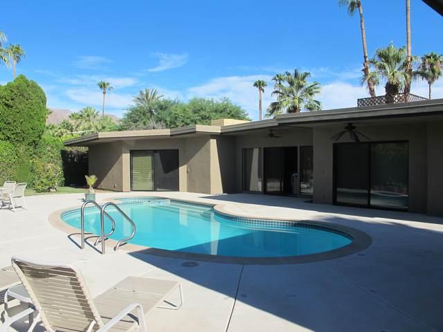 2265 E Amado Road, Palm Springs, CA 92262 (#219037741) :: The Pratt Group