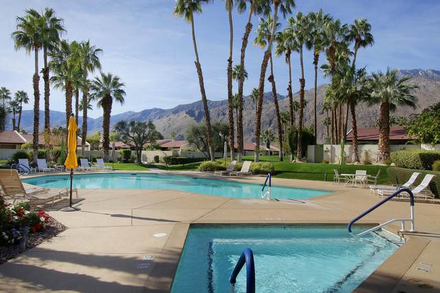 246 N Hermosa Drive, Palm Springs, CA 92262 (MLS #219038210) :: The John Jay Group - Bennion Deville Homes