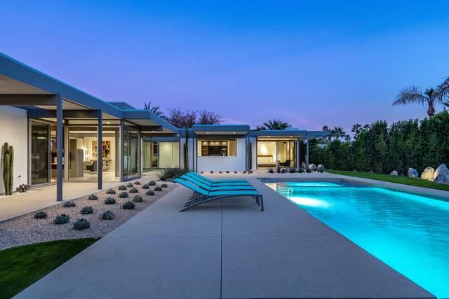 1155 E Granvia Valmonte, Palm Springs, CA 92262 (#219038239) :: The Pratt Group
