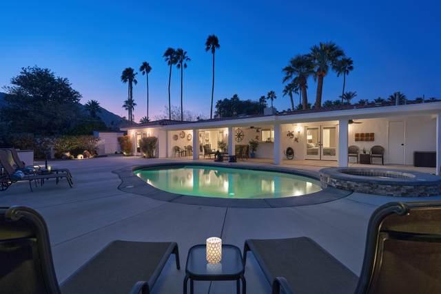 1057 E Marshall Way, Palm Springs, CA 92262 (#219038393) :: The Pratt Group