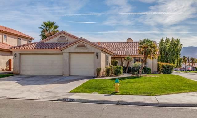 78905 Villeta Drive, La Quinta, CA 92253 (MLS #219038497) :: The Sandi Phillips Team