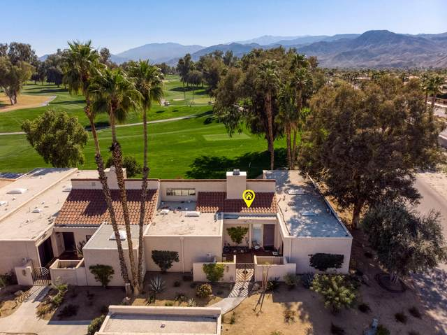 601 Desert West Drive, Rancho Mirage, CA 92270 (MLS #219038989) :: The Sandi Phillips Team